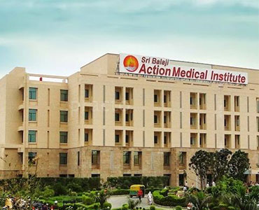 SRI BALAJI ACTION MEDICAL INSTITUTE
